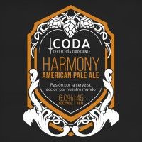 Coda Harmony American Pale Ale