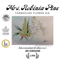 Art / Scratch / Segarreta Mrs. Robinia Pine