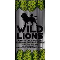 Four Lions / La Quince Wild Lions