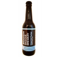 Bidassoa Basque Brewery Imperial Porter Whisky Barrel Aged