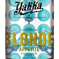 Yakka Blonde Appetite