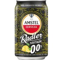 Amstel Radler Tostada 0,0