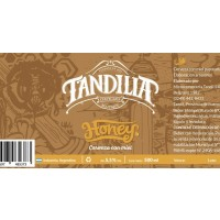 Tandilia Honey
