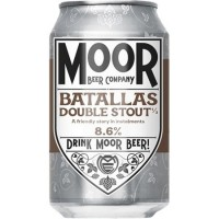 Moor / La Quince Batallas Double Stout