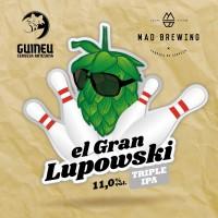 Guineu / Mad Brewing El Gran Lupowski