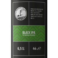 Sesma / Frontaal Black IPA