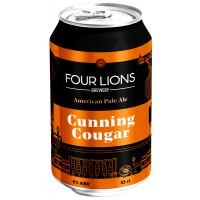 Four Lions Cunning Cougar