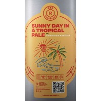 Red Cervecera Sunny Day In A Tropical Pale