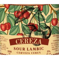 Cerex / Costa Rica Beer Factory Sour - Lambic