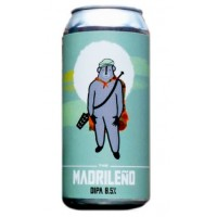 Oso Brew The Madrileño: Chapter 3 (Citra, Simcoe & Mosaic)