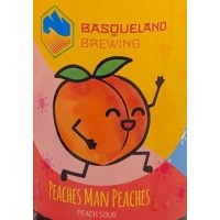 Basqueland Peaches Man Peaches