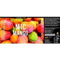 Castelló Beer Factory Mic Mango 2019