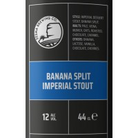 Sesma Banana Split Imperial Stout