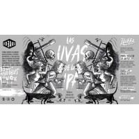 Yakka / Freaks Brewing Las Uvas de la IPA