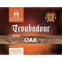 Troubadour Magma Oak