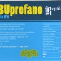 Reptilian IBUprofano