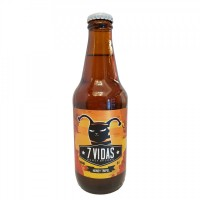 7 Vidas Honey Tripel