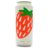 Mikkeller Oregon Fruit Series: Hazy IIPA With Strawberries