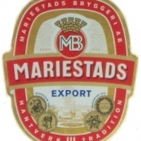 mariestads-export
