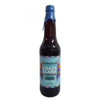 Barbarian / Evil Twin Crazy Llama Barley Wine