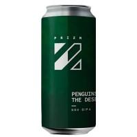 Prizm Penguins In the Desert