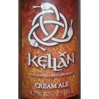 Kellán Cream Ale