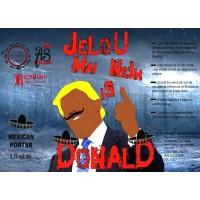 Jelou Mai Neim Is Donald