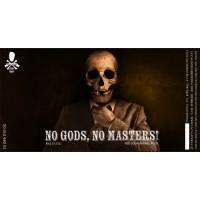 La Calavera No Gods, No Masters!