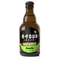 B Four Beer Saint Water