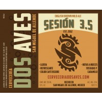 Dos Aves Sesion 3.5