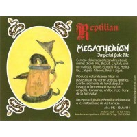 Reptilian Megatherion