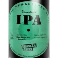 Drunken Bros Remastered IPA