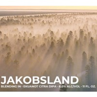 Jakobsland Blending In