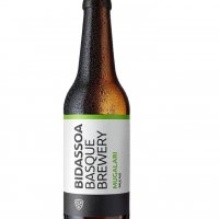Bidassoa Basque Brewery Mugalari