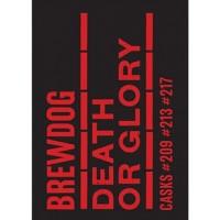 BrewDog Death or Glory Casks #209 #213 #217