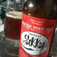 Yakka Winter Wood Ale
