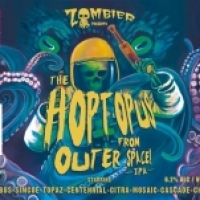 Hoptopus from Outer Space IPA