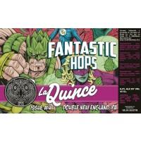 La Quince Fantastic Hops Issue #4
