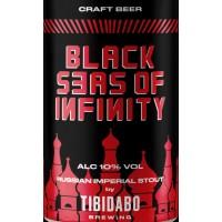Tibidabo Brewing Black Seas of Infinity