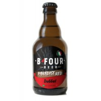 B Four Beer Paradise Red