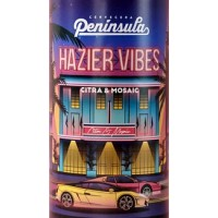 Península Hazier Vibes: Citra & Mosaic