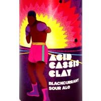 Yria Acid Cassis Clay