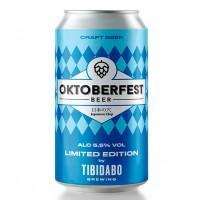 Tibidabo Brewing Oktoberfest