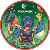 Astromona La Terrible IPA