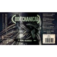 Reptilian / Drunken Bros Biomechanical