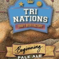 Tri Nations Pale Ale