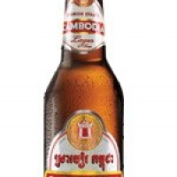 Cambodia Lager Beer