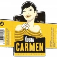 Carmen La Rubia