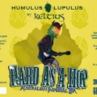 Humulus Lupulus & Keltius Hard as a Hop