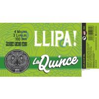 La Quince Llipa!